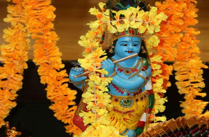 Krishna Janmashtami 2019