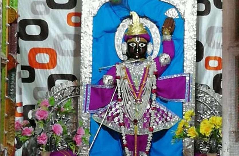भगवान कृष्ण के ग्वाल रूप में हैं हिण्डौन के हरदेवजी