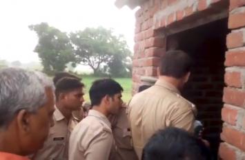 यूपी के कन्नौज में किसान की निर्मम हत्या, यह थी वजह, देखें वीडियो