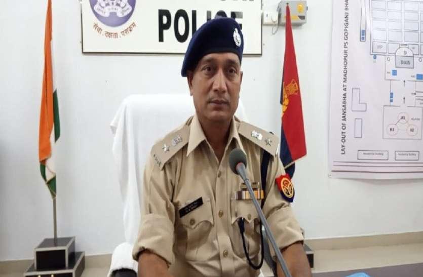 जानिए कौन है राम बदन सिंह, जिन्हें बनाया गया भदोही का नया एसपी