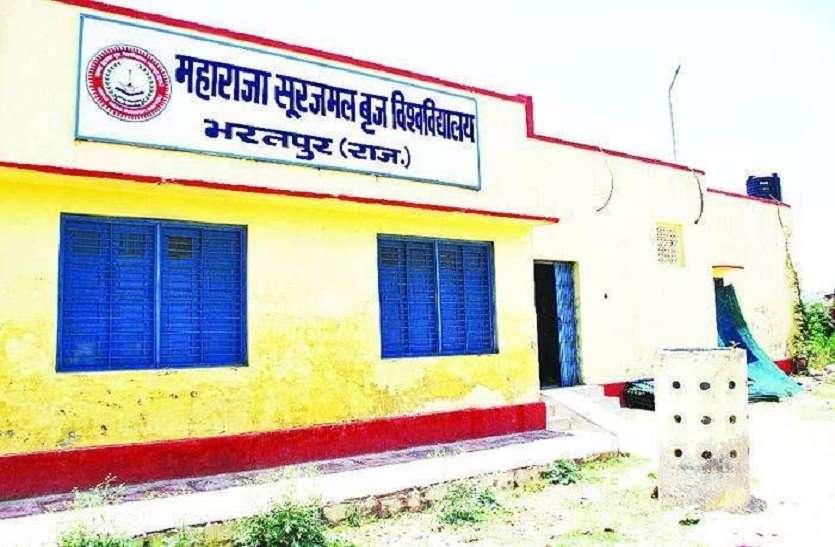 Maharaja Surajmal Brij University : विवि ने जारी किया स्थगित परीक्षाओं का नया टाइम टेबल