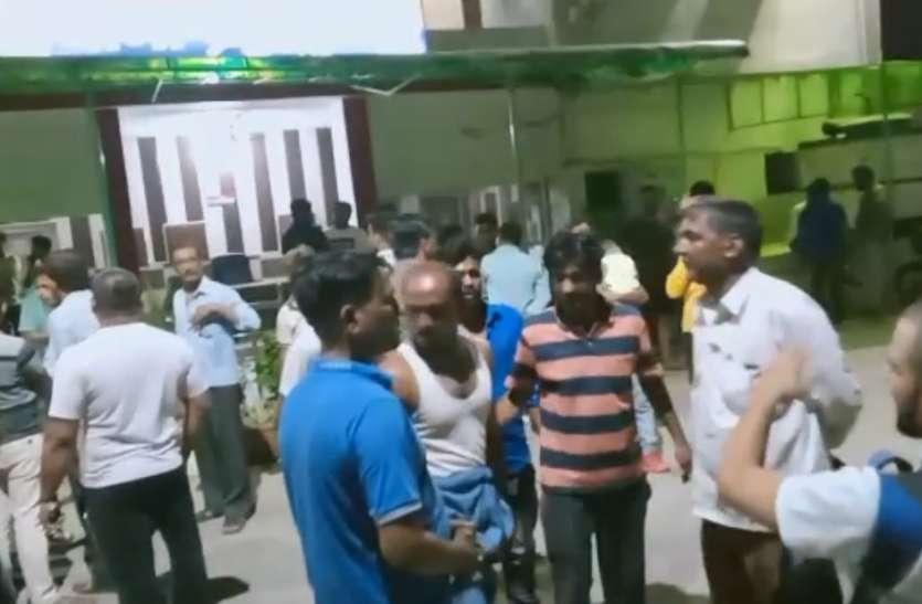 मामूली विवाद के बाद पुलिस ने सीआरपीएफ कमांडो और उसके परिवार पर बरपाया ऐसा कहर...
