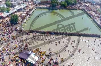 ददरेवा मेला 2019: लोकदेवता गोगाजी की जन्मस्थली में उमड़ा आस्था का सैलाब, देखें नजारा