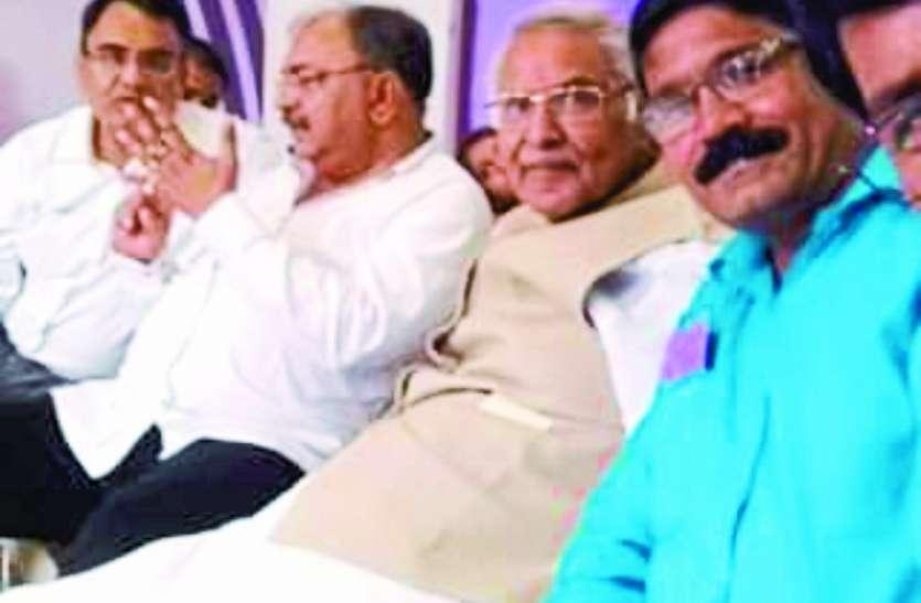 भाजपा विधायक के करीबी पूर्व सरपंच की तलाश