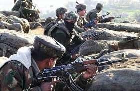 नौशहरा में पाक सेना ने किया संघर्ष विराम का उल्लंघन, जवान शहीद