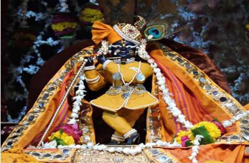 celebration of shree krishna janmashtami in mp