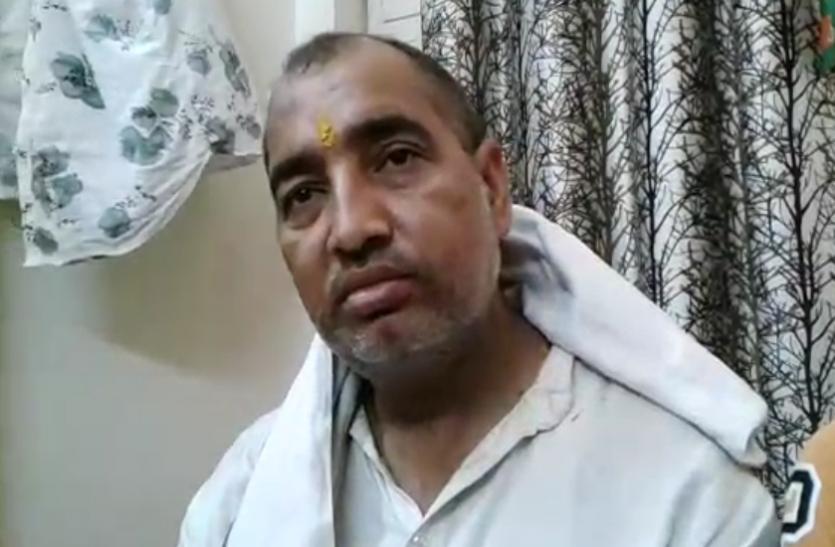 BREAKING: लाखोंं रुपये लेकर गायब हुआ भाजपा नेता संदिग्ध हालत में मिला, पूछताछ जारी