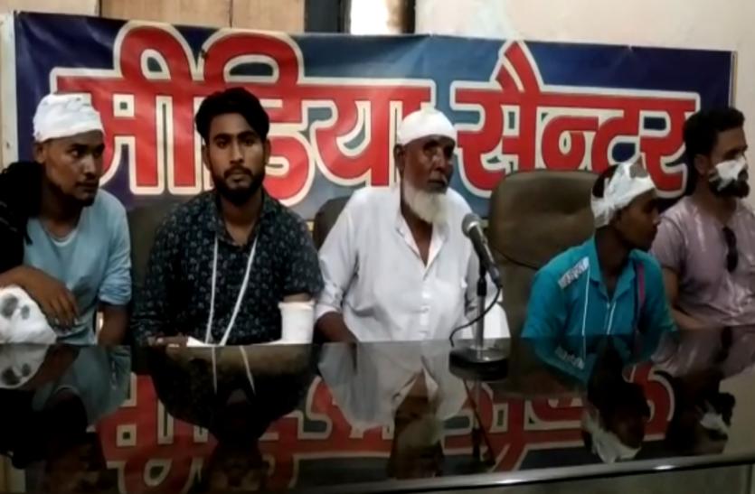 खूनी संघर्ष मामले में BJP व POLICE पर लगे गंभीर आरोप, गिरफ्तारी न होने पर बताई यह वजह