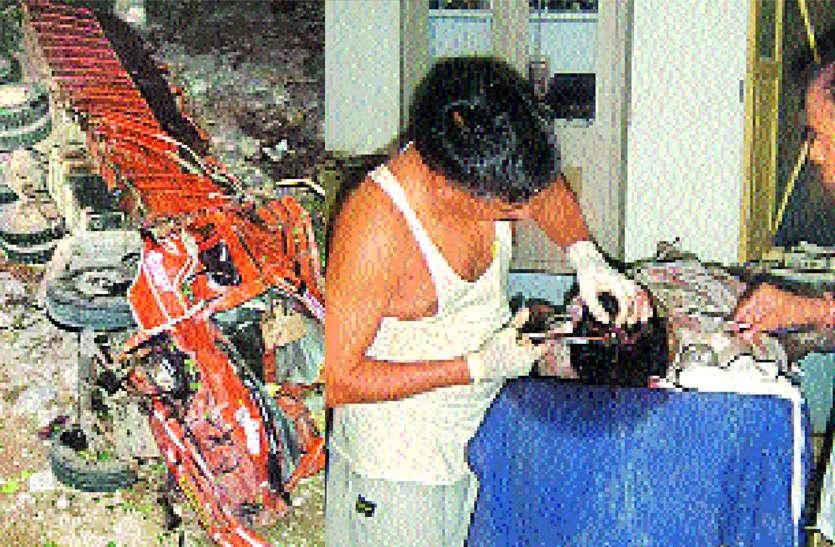 राजसमंद हादसा: जहां 9 लोगों की मौत हुई वहां 2007 में 100 से अधिक लोगों की हुई थी दर्दनाक मौत