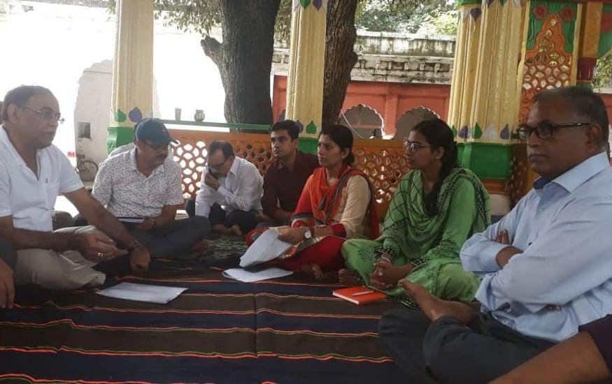 रीवा शहर के प्रमुख हिस्सों में नहीं होंगे रामकथा और धाॢमक कार्यक्रम, लक्ष्मणबाग में मिलेंगी यह सुविधाएं