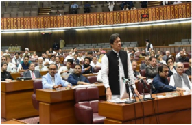 विपक्ष ने इमरान सरकार को बताया 'सेलेक्टेड सरकार', कहा- दुनिया में अलग-थलग पड़ा पाकिस्तान
