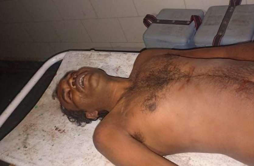 पुलिस कस्टडी में छेड़छाड़ के आरोपी की मौत
