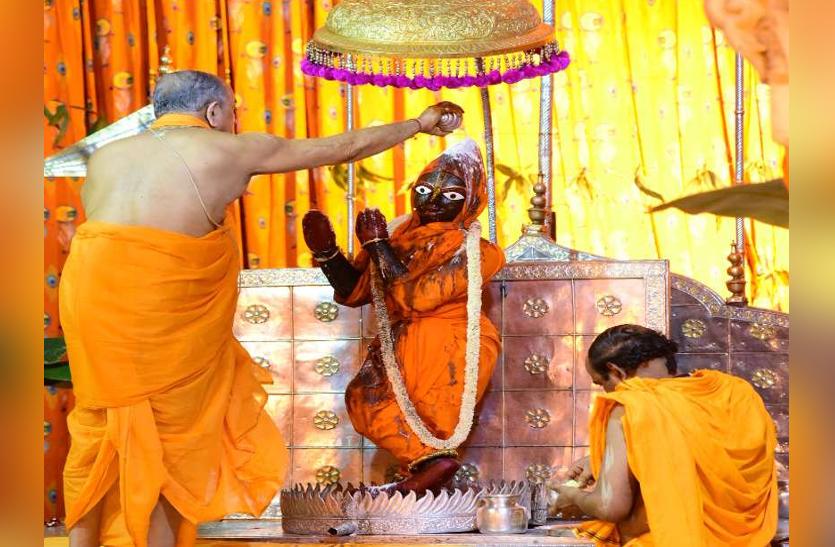 krishna janmashtami Festival 2019 : अमृतसिद्धि, सवार्थसिद्धि योग में जन्माष्टमी, जानें गोविंददेवजी मंदिर झांकियों का समय
