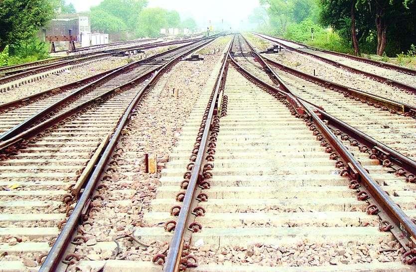 जयपुर-दिल्ली ट्रैक पर 12 घण्टे ट्रेन नहीं चलेंगी कल