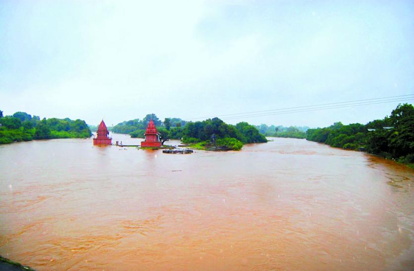 संजय सागर व बघर्रू डैम के गेट खुले, दो फीट पानी और भरा तो हलाली होगा लबालब
