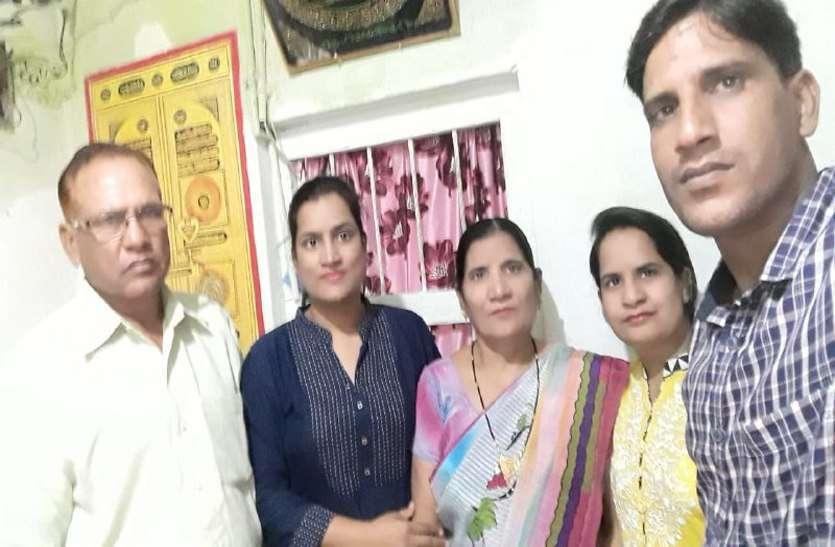 डेयरी संचालक की बेटी शबाना और शिक्षक पुत्र रविशंकर बने सिविल जज