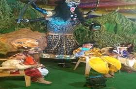 आकर्षण का केंद्र रही बीकानेर के रांगड़ी चौक की कृष्ण जन्माष्टमी