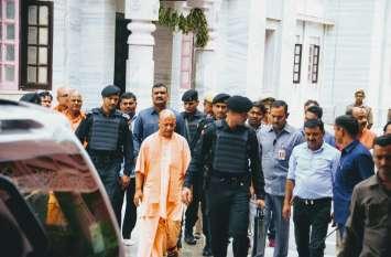 Janta Darbar सीएम योगी आदित्यनाथ ने सौ लोगों की शिकायतें सुनी, अधिकारियों को इस मामले में चेताया