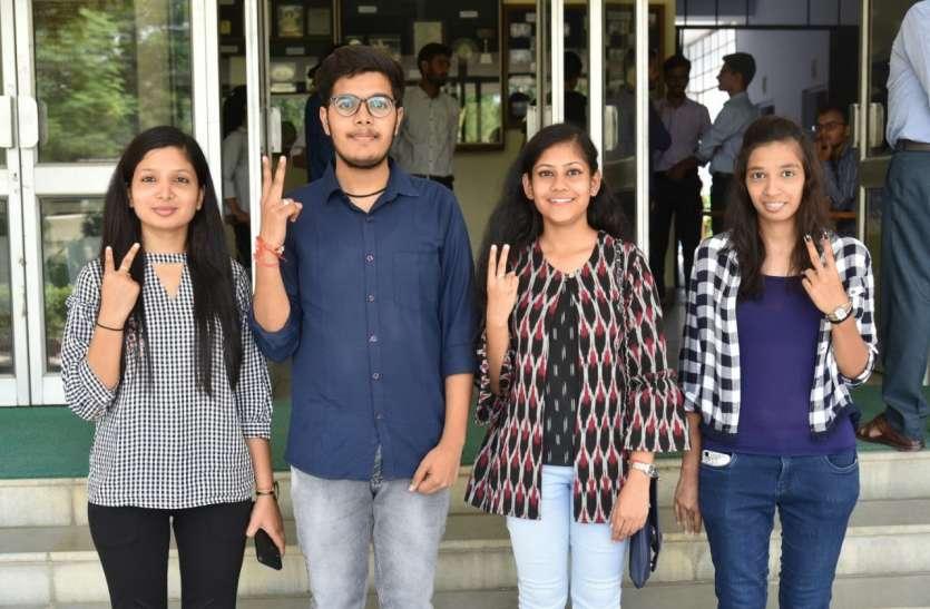कॉस्ट अकाउंटेंट्स ऑफ इंडिया फाइनल में हिरेन्द्र और इंटरमीडिएट में सृष्टि की 7वीं  रैंक