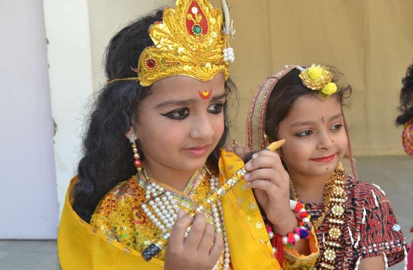 Krishna janmashtami: जन्माष्टमी की धूम, कृष्णमय दिखेगा पूरा अजमेर