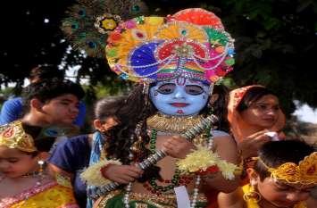 हाथी-घोड़ा पालकी, जय कन्हैयालाल की, प्रतियोगिता में राधा-कृष्ण बने नन्हों ने मन मोहा