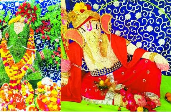 कृष्ण जन्मोत्सव पर कोटा को मिली सौगात: दुर्वा व फलहारी गणेश इंडिया बुक ऑफ रिकॉर्ड में शामिल