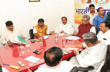 Arun Jaitley के निधन की ख़बर मिलते ही BJP ने स्थगित की बड़ी बैठक