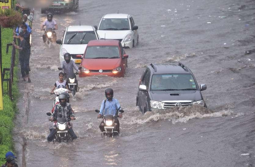 पूर्वी राजस्थान में अगले तीन दिन मूसलाधार बारिश का अलर्ट, बंगाल की खाड़ी में सक्रिय हो रहा मौसमतंत्र