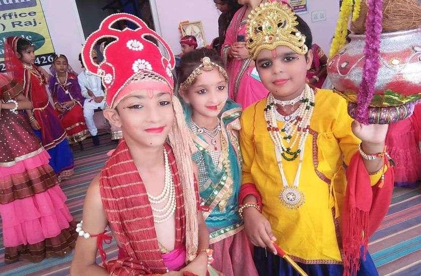 janmashtami 2019  : रोहिणी नक्षत्र और भारी बारिश के बीच मना कृष्ण जन्मोत्सव