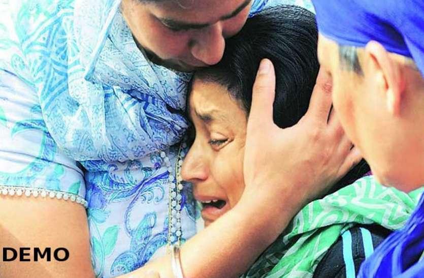 human story : गुजरात में शादी के बाद प्रताडऩा, अब अपने 'कान्हा' के लिए दर-दर भटक रही बांसवाड़ा की 'देवकी'