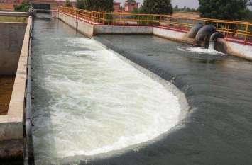 बीसलपुर बांध के पानी ने बदला पेयजल सप्लाई का समय, जलदाय विभाग ने की तैयारी