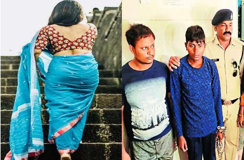 बीवी दिन में तो पति रात में करता था ये काम, उत्तरप्रदेश से भागने के बाद रायपुर में पकड़ी गई चोरी..