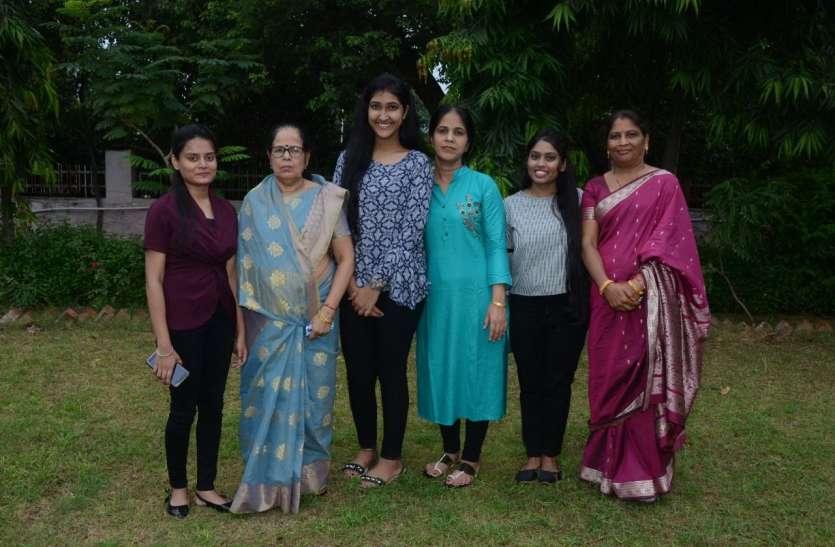 CS  रिजल्ट रहा ऐतिहासिक , टॉप3 रैंकर जयपुर की