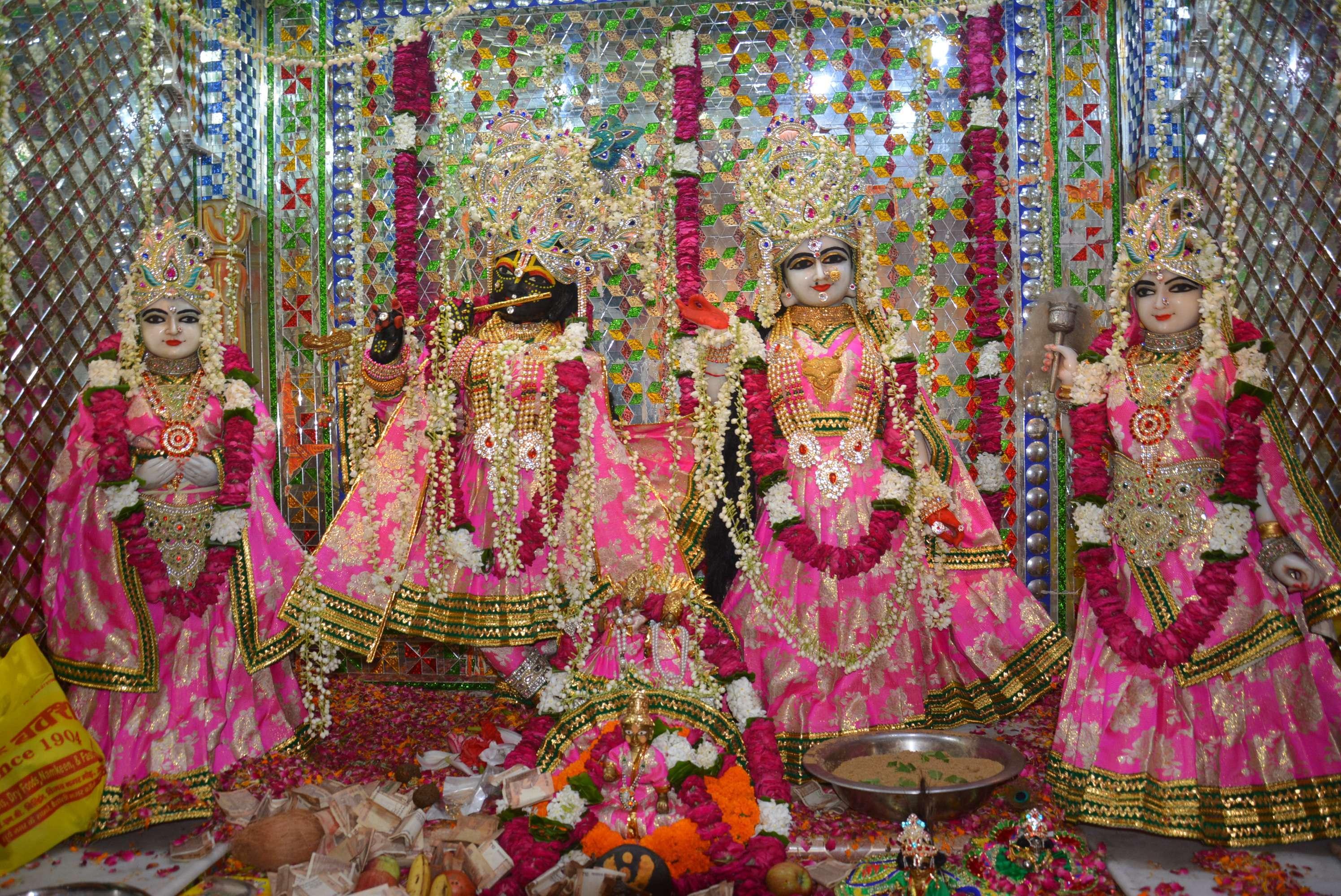 janmashtmi celebration 2019 in alwar