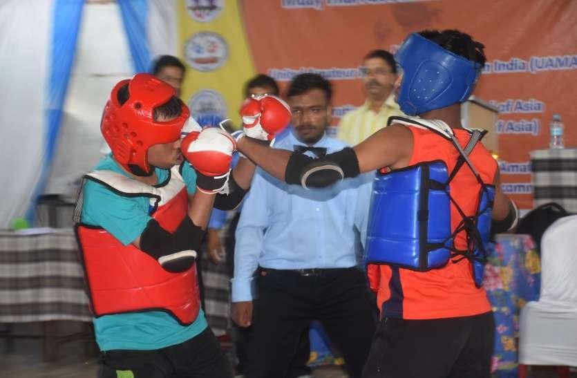 डिस्ट्रीक्ट मुआथाई मार्शल आर्ट चैम्पियनशिप का शुभारंभ
