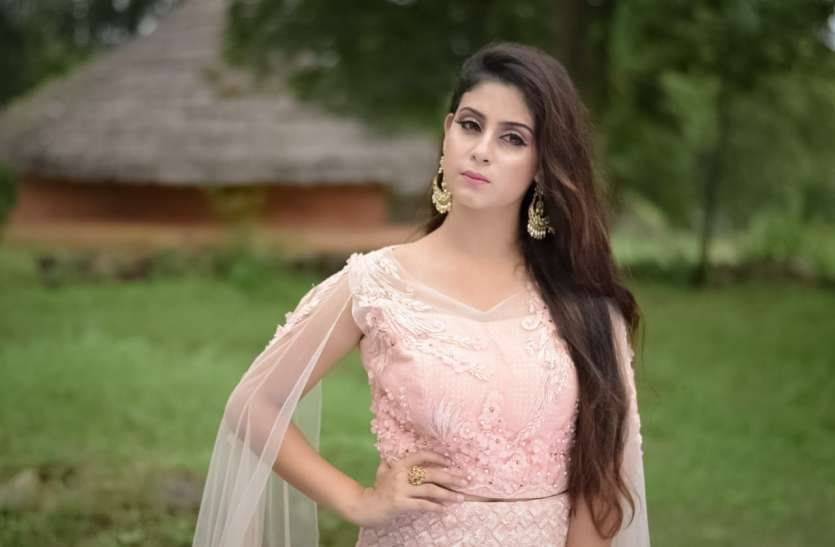30 देशों की सौंदर्य प्रतियोगिता में भारत देश का प्रतिनिधित्व करेगी होशंगाबाद की बेटी