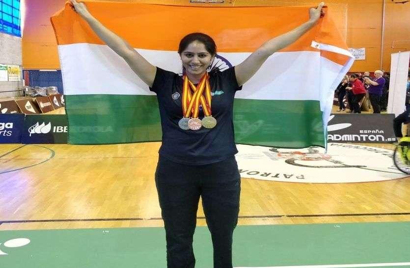 पीवी सिंधु ही नहीं, मानसी जोशी भी जीतीं विश्व बैडमिंटन चैम्पियनशिप, जताई खुशी