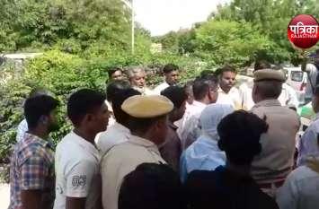पांच सौ पुलिस जवान भी नहीं रोक पाए 'यमदूतों' को