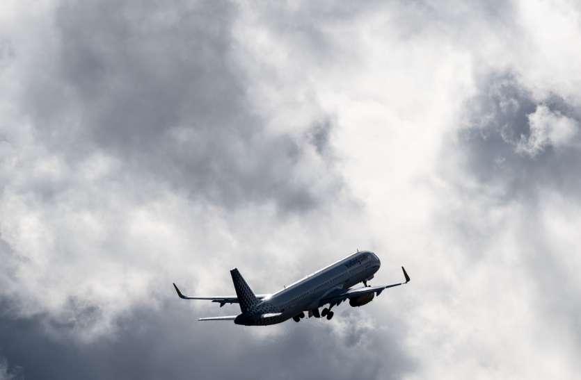 अमरीका में विमान दुर्घटनाग्रस्त, मौत सामने देखकर भी पायलट ने बनाया वीडियो