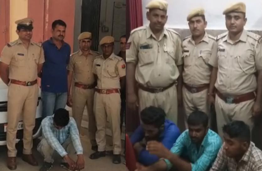 पश्चिमी राजस्थान में नशे के खिलाफ पुलिस की बड़ी कार्रवाई, अवैध अफीम, स्मैक समेत भारी मात्रा में नशे की गोलियां जब्त