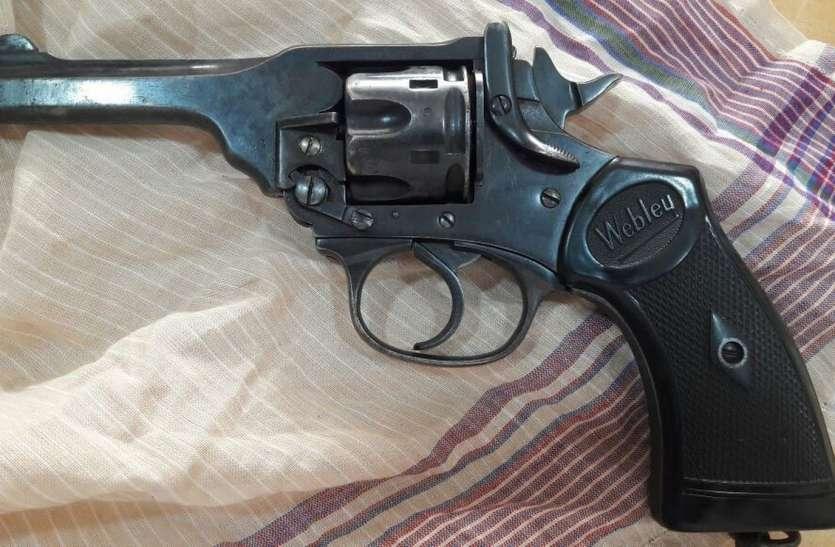अवैध हथियार के साथ पकड़ा गए युवक ने किया बड़ा खुलासा...पढ़े यहां