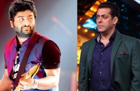सलमान खान ने माफ कर दिया अरिजीत को! अर्वार्ड शो में किया था 'सुल्तान' का अपमान