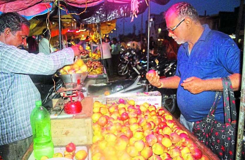 अब शहर के बाजार में आएगा कश्मीर का सेब, शिमला में भी सेब की भरपूर आवक
