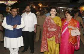 तिरुमला मंदिर के लिए मुकेश अंबानी ने खोली तिजोरी, दान किए 1.11 करोड़ रुपये