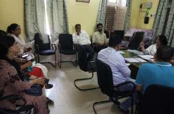 छात्रसंघ चुनाव: प्रत्याशियों ने जीत के लिए पूरी ताकत झोंकी, मतदान की तैयारी पूरी