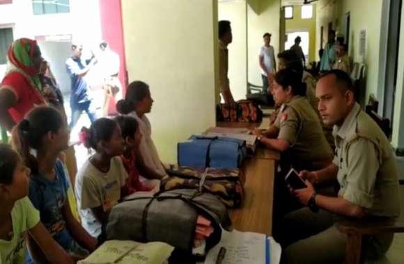 एक ही परिवार के गायब हुए पांच बच्चे, पुलिस ने किए बरामद