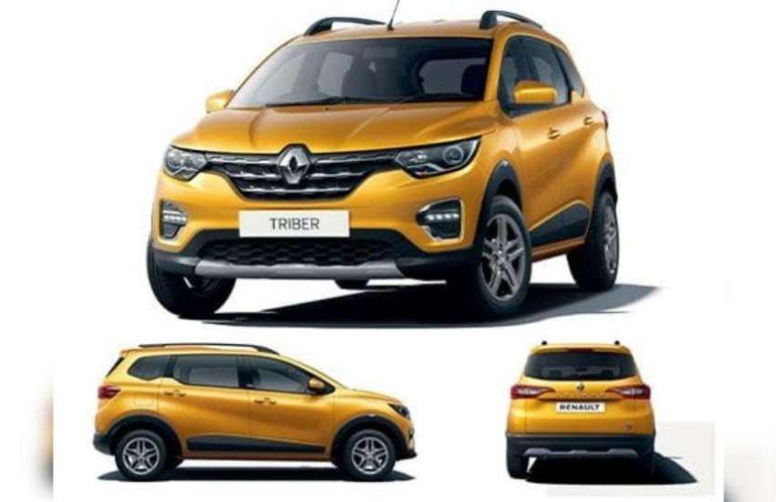 आज लॉन्च होगी Renault Triber, कीमत पर होगी सबकी निगाहें