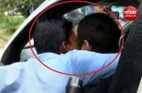 VIDEO: वायनाड में राहुल गांधी को फैन ने किया किस