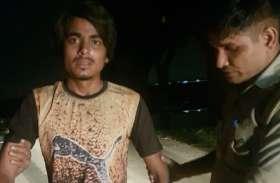 Ghaziabad Police ने गैंगस्टर को दौड़ाकर मारी गोली- देखें वीडियो