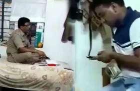 80 लाख रुपए हर महीने लेता है ये पुलिस अधिकारी, रेत माफिया का बड़ा खुलासा- देखें वीडियो